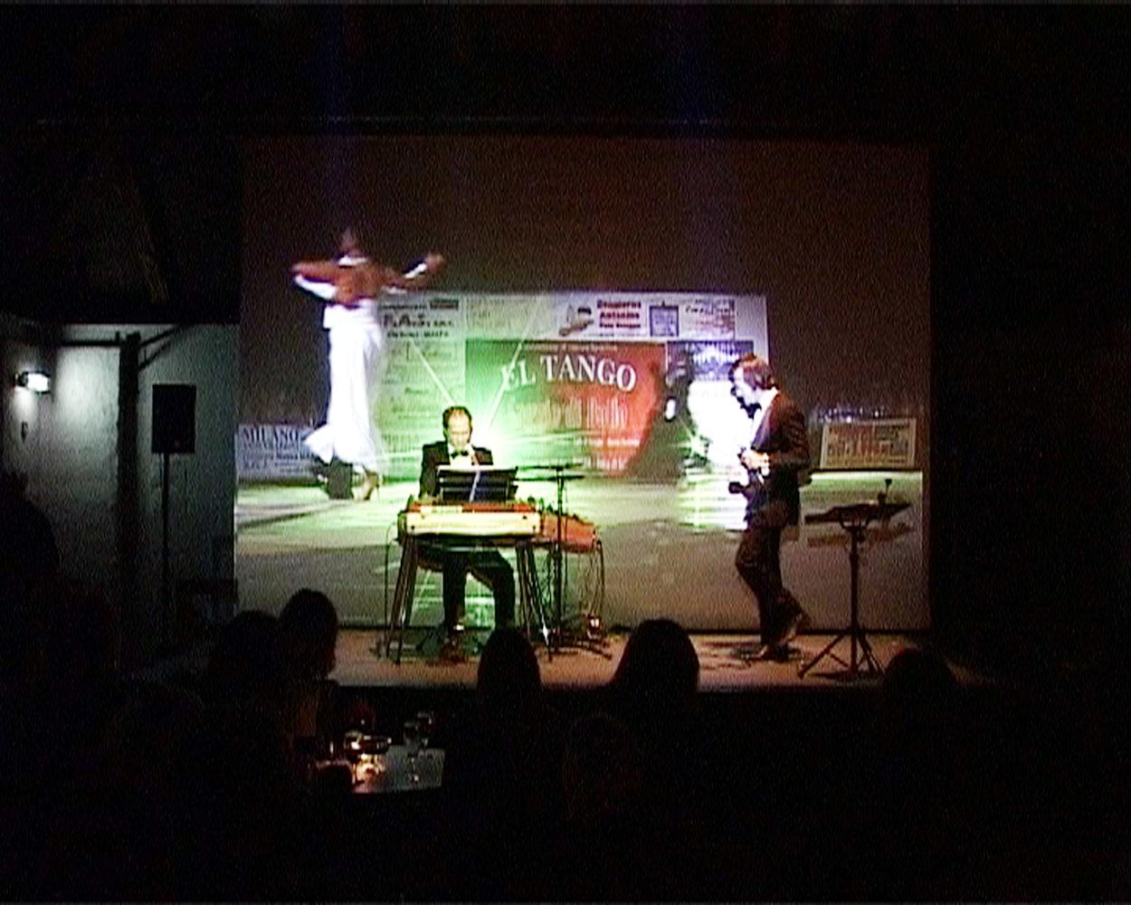 """Duo Belvedere und """"Notte di Ballo"""" von Marianne Halter, Aufnahme aus dem Chäslager Stans"""